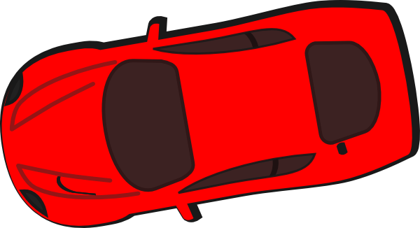 600x326 Red Car