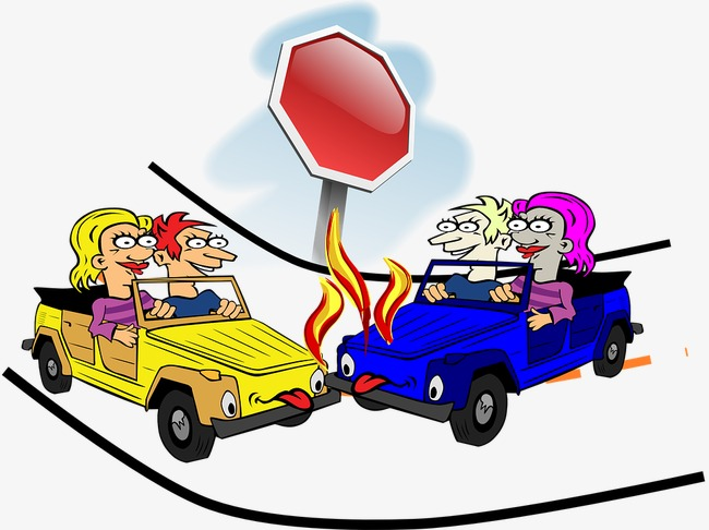 650x486 Intersection,traffic Accident,crash, Intersection, Traffic