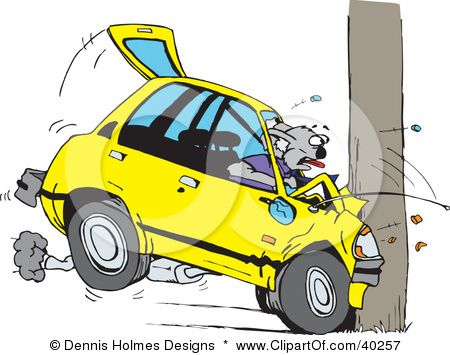 450x355 Amazing Car Accident Clipart