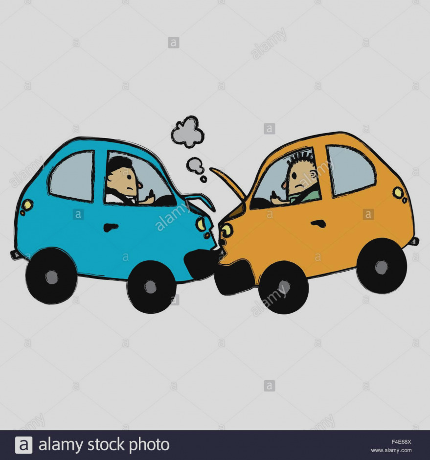 879x940 Awesome Of Car Crash Clip Art Accident Royalty Free Cliparts