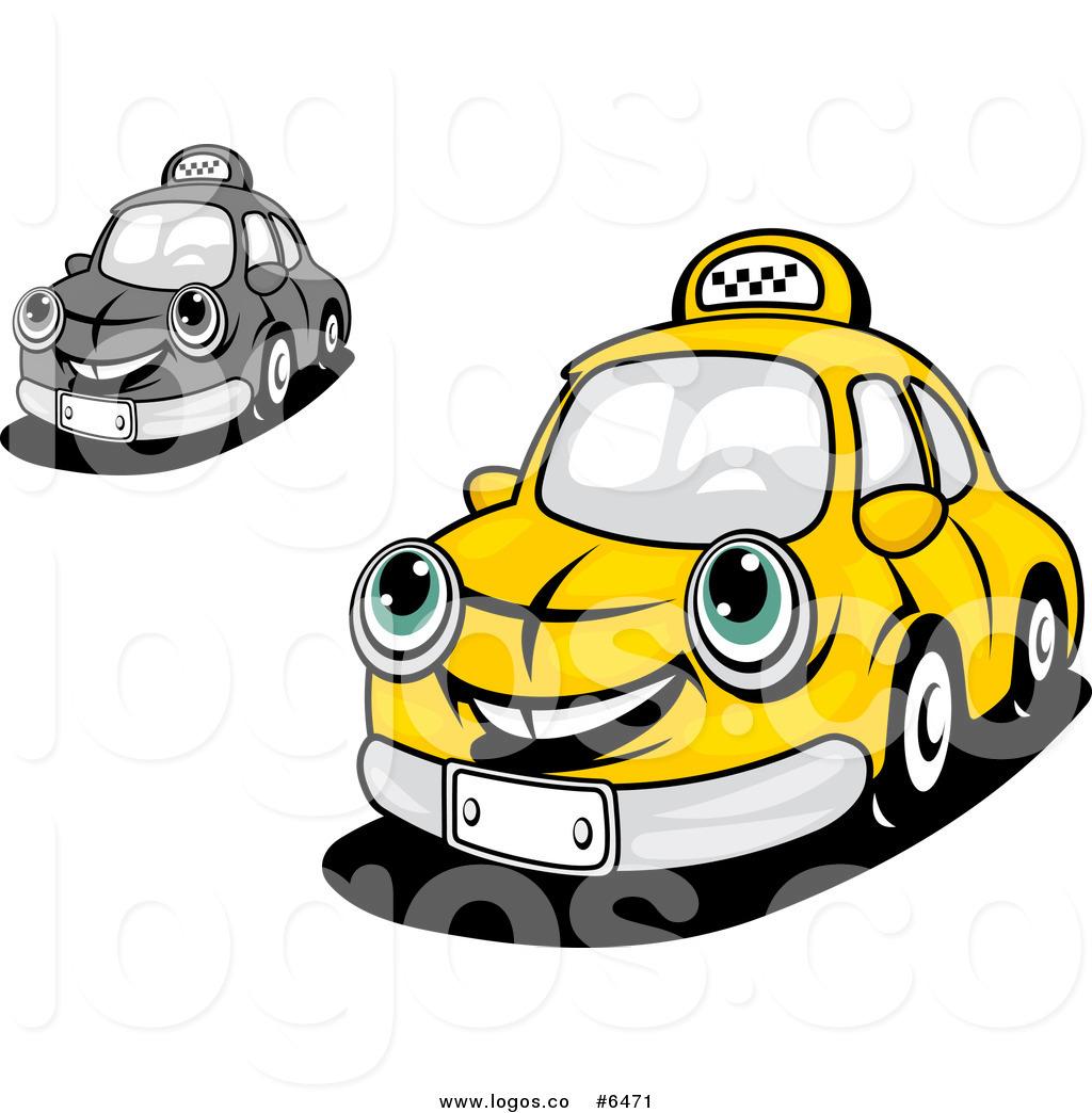 1024x1044 Royalty Free Clip Art Vector Logos Of Happy Taxi Cabs By Vector