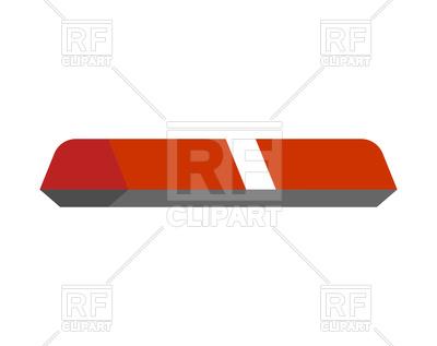 400x317 Ambulance Car Light Sign