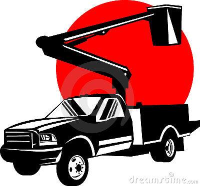 400x373 Utility Truck Clipart Amp Utility Truck Clip Art Images