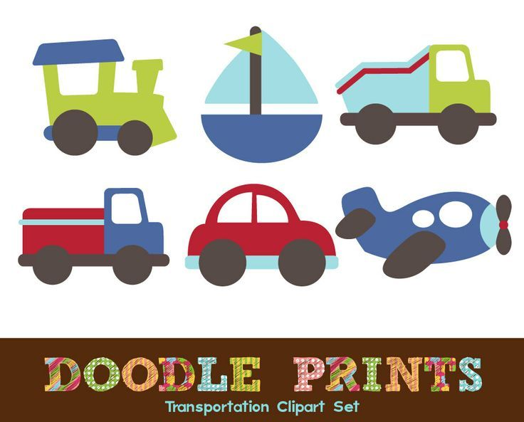 736x593 Digital Scrapbook Clip Art Printable