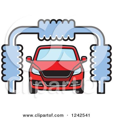 450x470 Royalty Free (Rf) Car Wash Clipart, Illustrations, Vector Graphics
