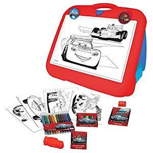 300x300 Disney Cars 2 Travel Art Easel Amazon.co.uk Toys Amp Games