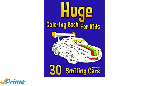 600x350 Huge Coloring Book For Kids