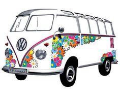 236x195 Vw Van Coloring Page, Volkswagen Bus Printable Coloring Sheet