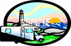 236x153 Motorhome Colouring Pages