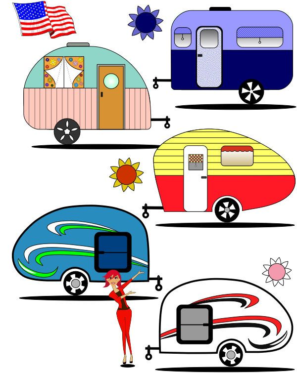 600x755 Adult Coloring Page Teardrop Trailers By Colormypages On Etsy