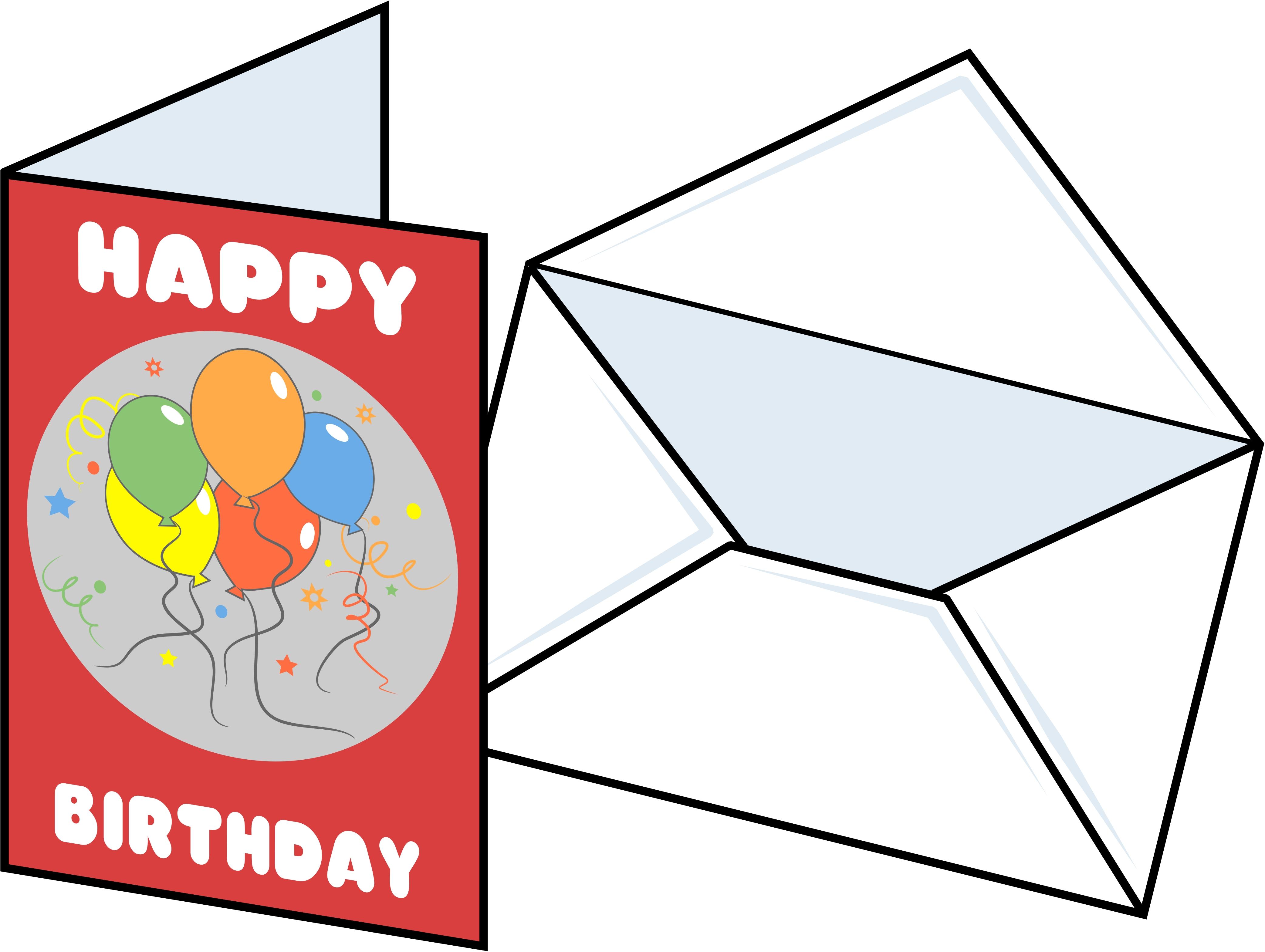 4169x3138 Clip Art Blank Cards Clipart