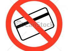 220x165 Credit Card Clipart No Credit Card Symbol For Download Eps Vector