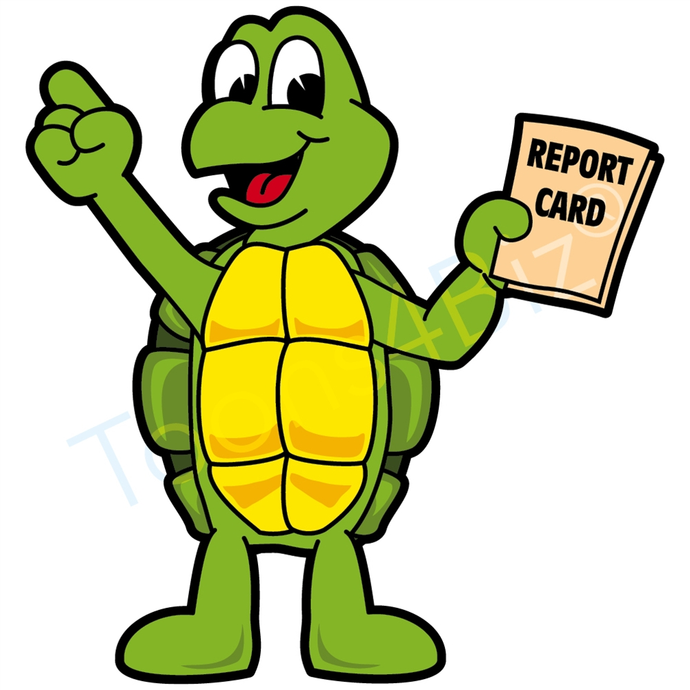 1000x1000 Bold Design Ideas Report Card Clipart Mascot Holding Clip Art