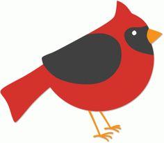 236x207 Cardinal Silhouette Clip Art Printablesgraphics