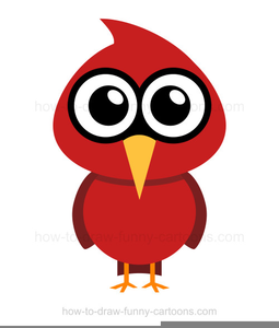 255x300 Cardinal Funny Clipart Free Images