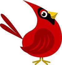 200x208 Cardinal Clipart