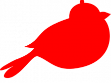 220x165 Cardinal Clipart Free Free Clipart 1001freedownloads Purple Bow