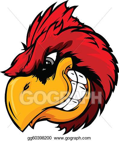 395x470 Cardinal Clipart Red Parrot 3132744
