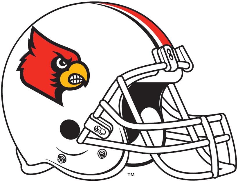 820x630 Louisville Cardinals Helmet