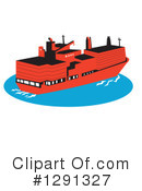 130x175 Cargo Ship Clipart
