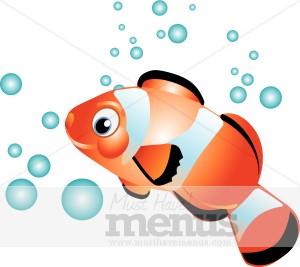 300x267 Clownfish Clipart Caribbean Clipart