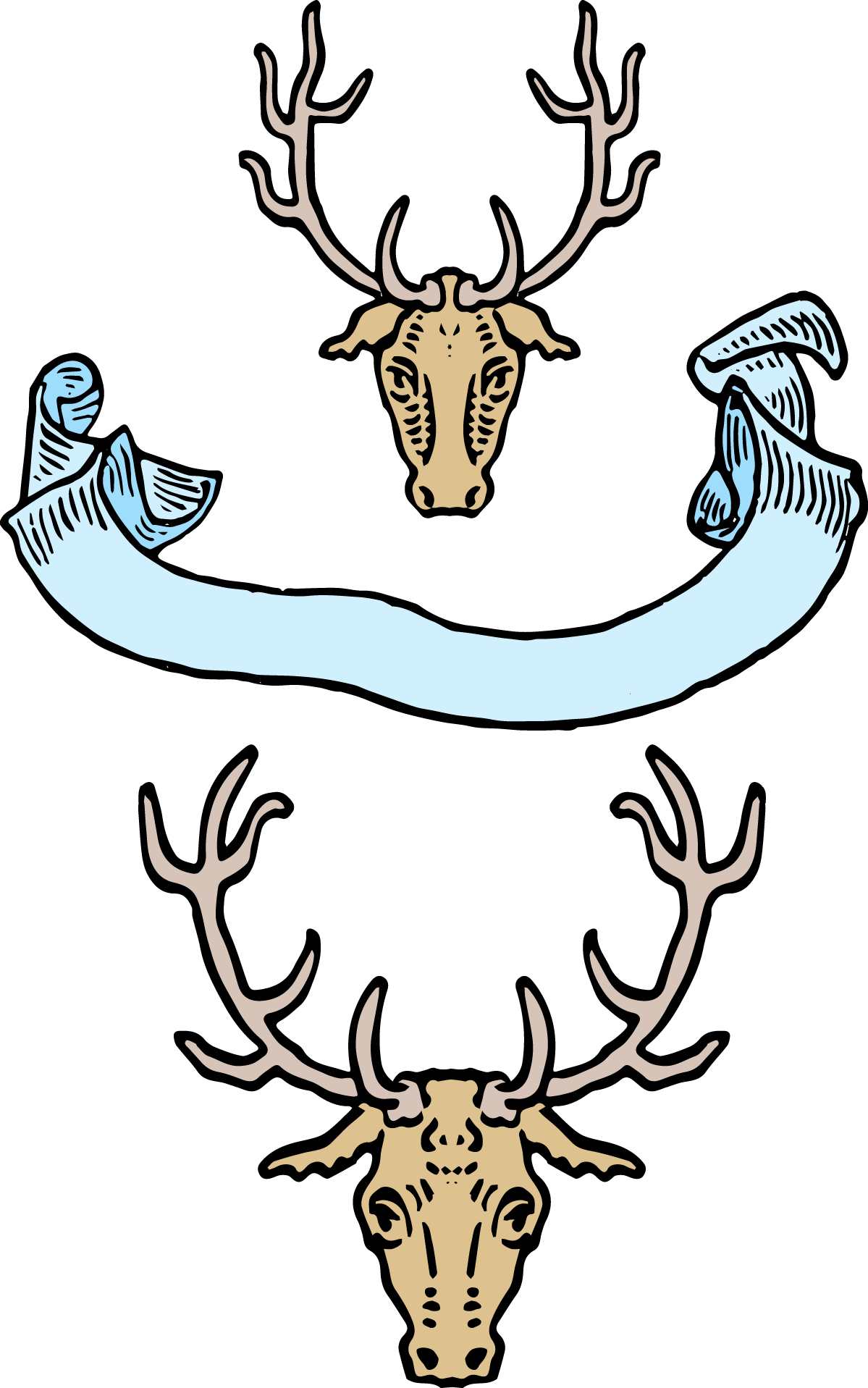 1199x1917 Vintage Deer Western Clipart Image Freebie Oh So Nifty Vintage