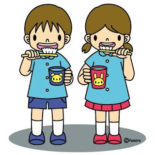 320x320 Toothbrush Clipart Care For Child