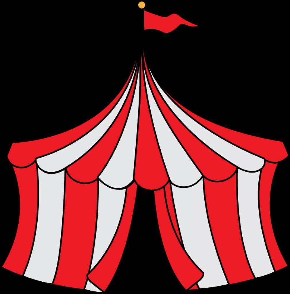 1009x1024 Carnival Tent Clip Art
