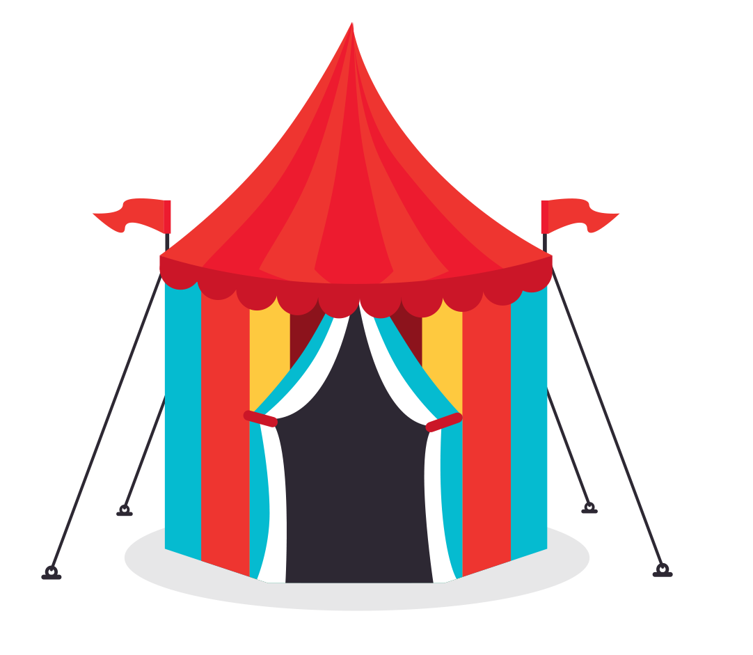 1082x941 Carnival Tent Png Clipart Best, Carnival Tent