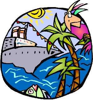 300x323 Carnival Cruise Line Clip Art