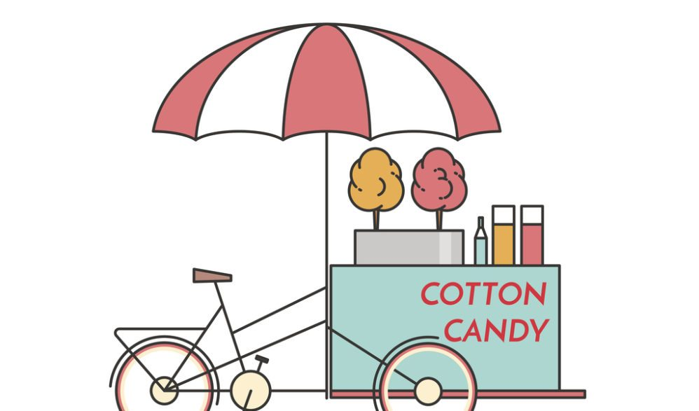 998x587 The History of Cotton Candy Carnival Foods Wonderland Food