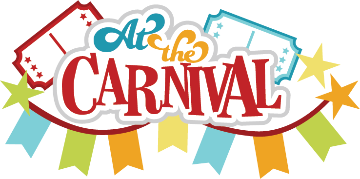 738x367 At The Carnival SVG scrapbook title carnival svg file for