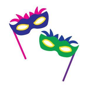 300x300 Free Masquerade Party Clip Art! Ideas Masquerade