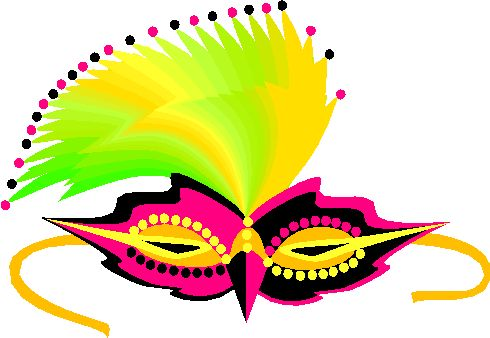 490x338 Carnival Border Clipart Mask Picture