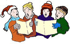 227x144 Free Carolers Clipart
