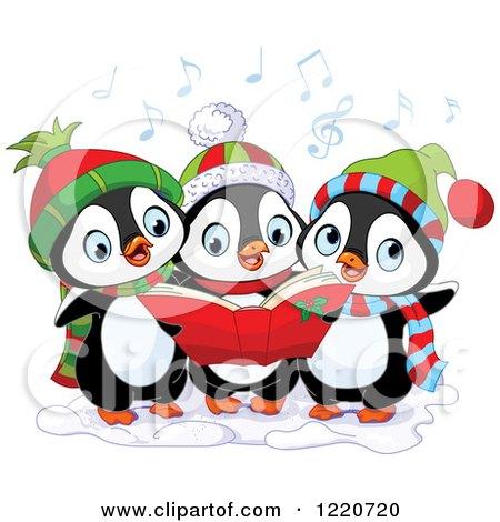450x470 Royalty Free (Rf) Christmas Caroling Clipart, Illustrations