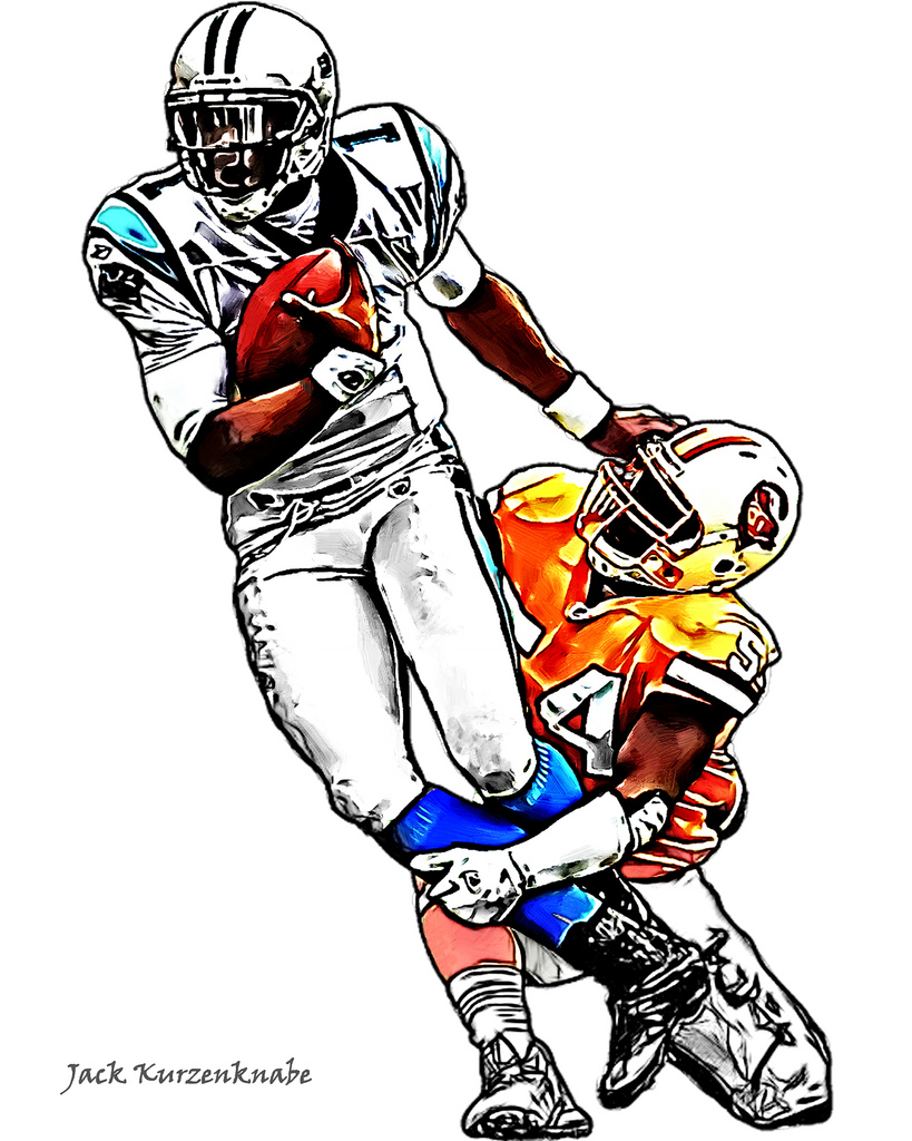 Carolina Panther Clipart