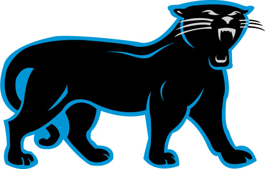 541x345 Carolina Panthers Logo By Saphaer69