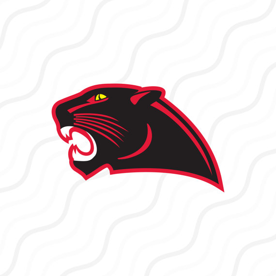 570x570 Panther Svg, Carolina Panthers Svg, Panther Head Svg Cut Table