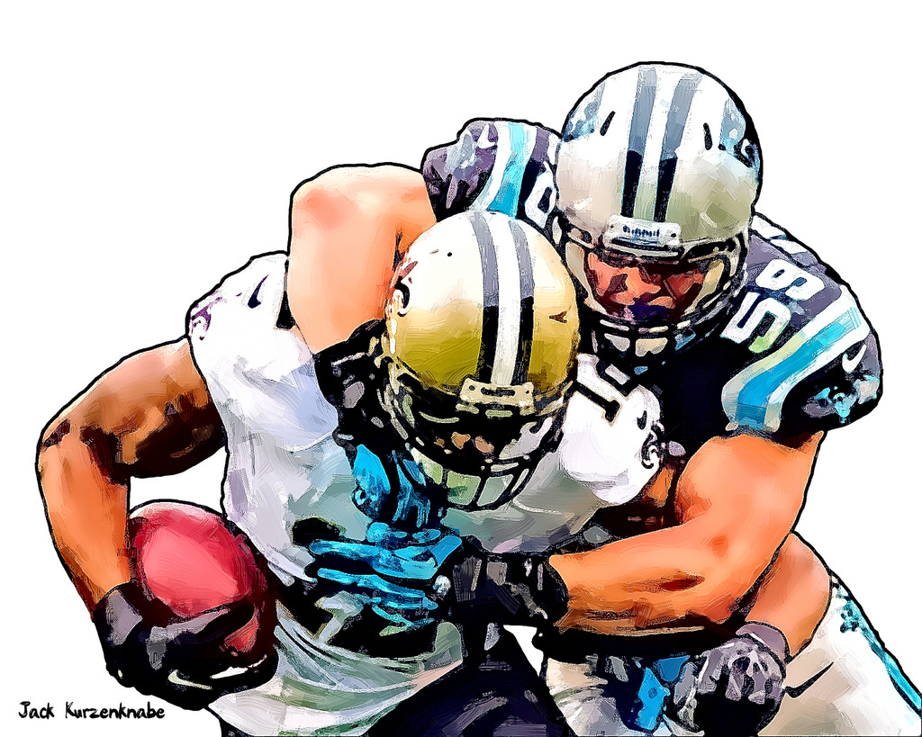 Carolina Panthers Clipart