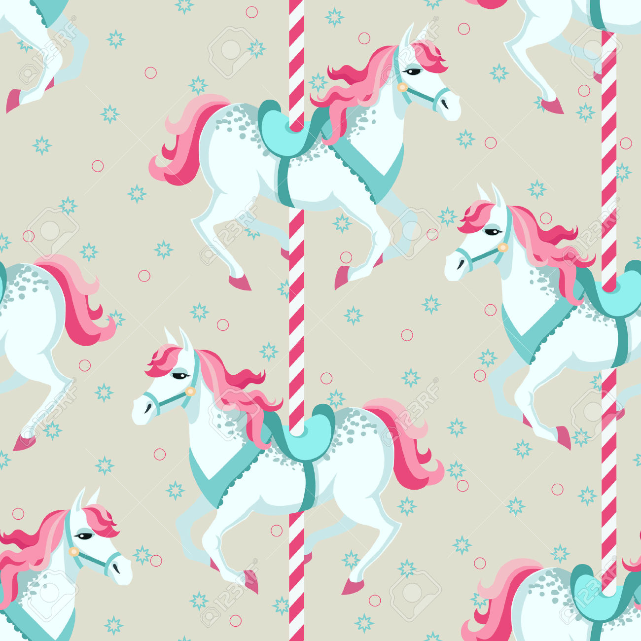 1300x1300 Pink Carousel Horse Clipart Amp Pink Carousel Horse Clip Art Images