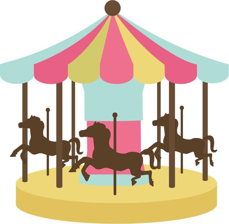 736x720 Carousel Clipart Creepy