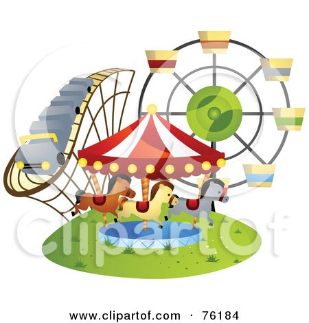 450x470 Free Icons Carousel Horses Roller Coaster, Carousel And Ferris