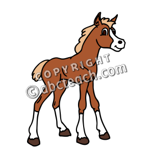 300x300 Horse And Foal Clipart Amp Horse And Foal Clip Art Images