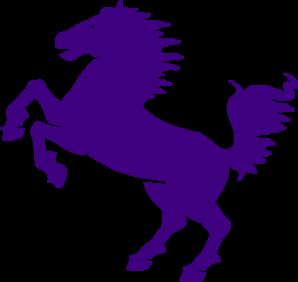 298x282 Purple Horse Clipart Amp Purple Horse Clip Art Images
