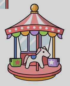 236x292 Animated Carousel Clipart