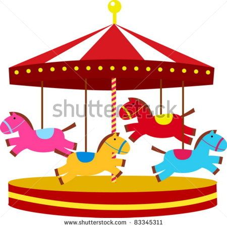 450x453 Amazing Carousel Clipart