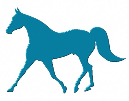 541x425 Blur Clipart Rocking Horse