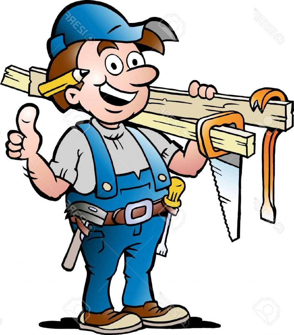1024x1166 Carpenter Clipart ~ Frames ~ Illustrations ~ Hd Images ~ Photo