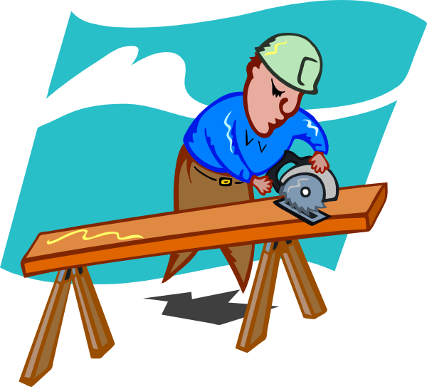 600x543 Carpenter Clipart ~ Frames ~ Illustrations ~ Hd Images ~ Photo